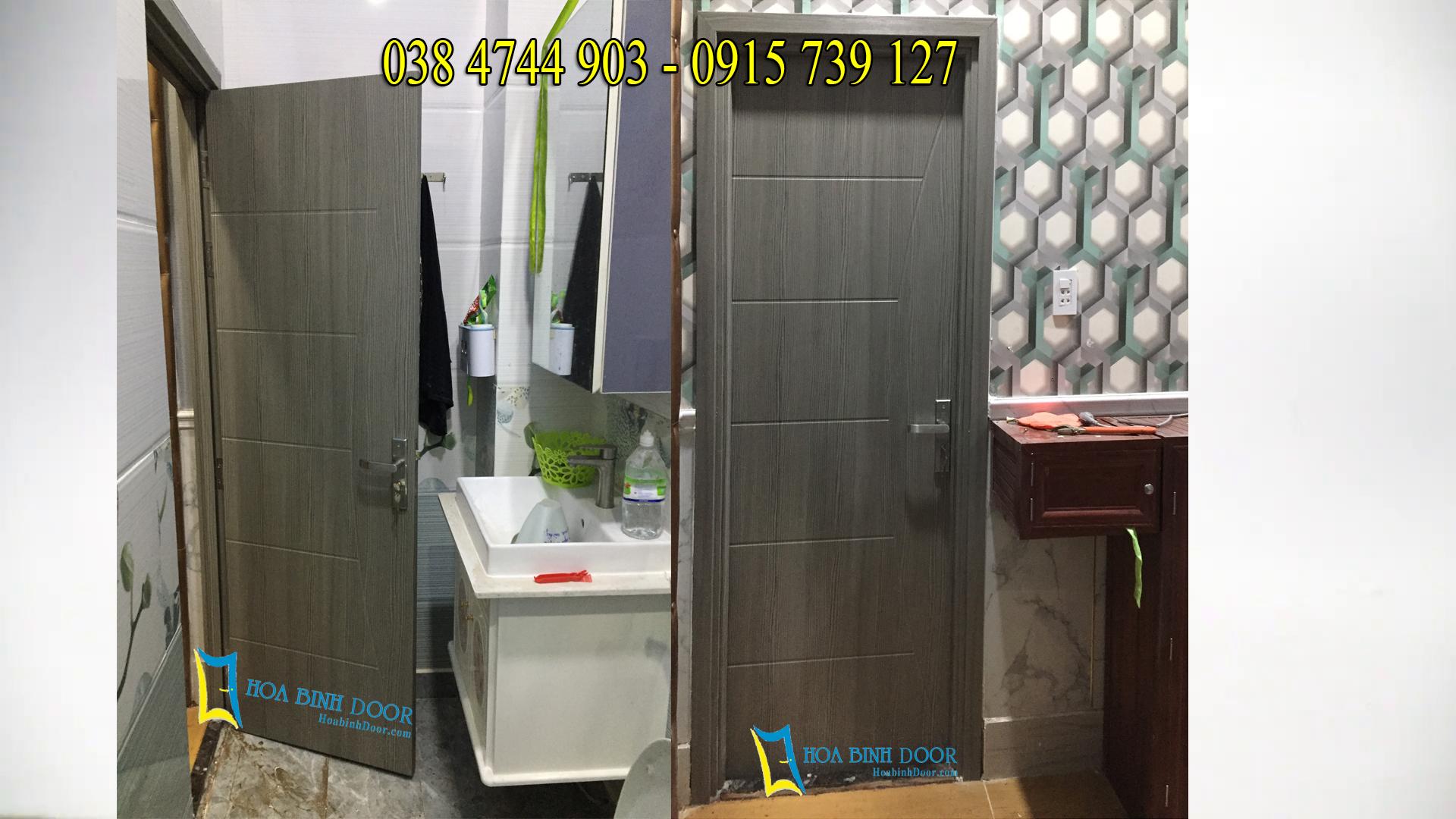 Nên Dùng Loại Cửa Nào Cho Nhà Vệ Sinh (Toilet) , Phòng Tắm